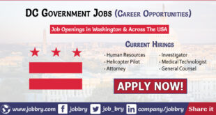 DC Government Jobs